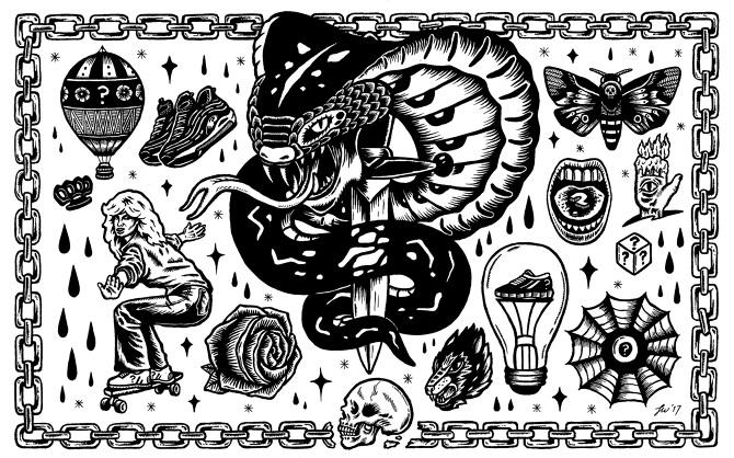 S I Z E James Wilson Illustration