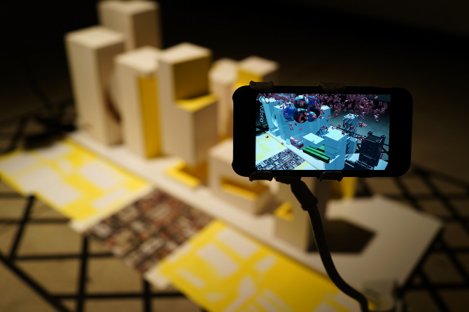 Field notes art center on cargo a tale of ar architecture and air fandeluxe Choice Image