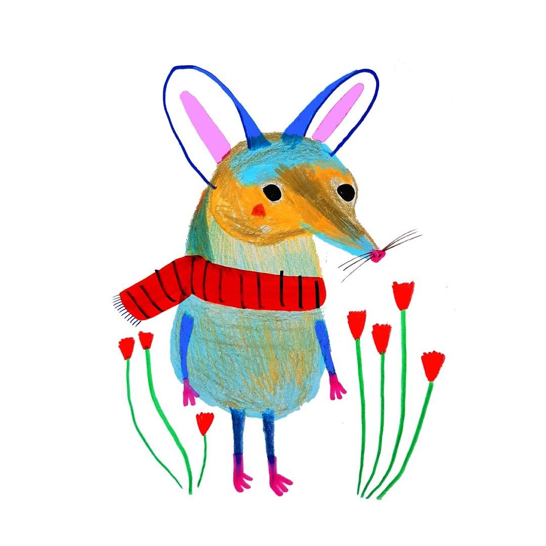 children's illustrations - Ashley Percival Illustrator